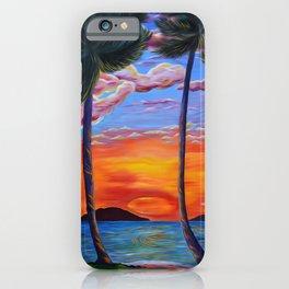 Majestic Maui Moment iPhone Case