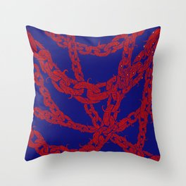 Sulyiman Stokes-live in the lights album cover Throw Pillow