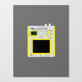 Korg Kaossilator Canvas Print
