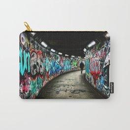 Subway Graffiti Art Carry-All Pouch