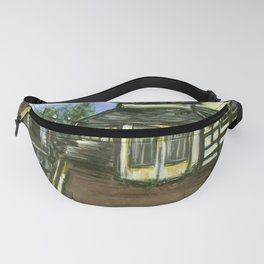 New Hope Train Station Fanny Pack