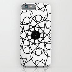 love mandala number 5 - mystery Slim Case iPhone 6s