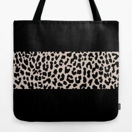 Leopard National Flag VI Tote Bag