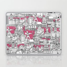 NOTTINGHAM BUBBLEGUM Laptop & iPad Skin