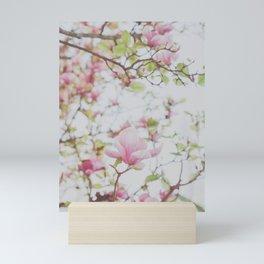Pink Magnolias Mini Art Print