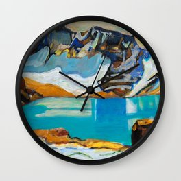 Homage to JEH MacDonald Wall Clock