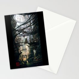 Abyss Toshi Stationery Cards