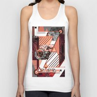 "dragonball z Tank Tops featuring ""Z"" by Grant Pearce"