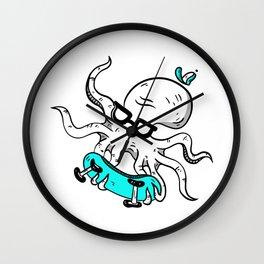 Skater Streetwear Wall Clock