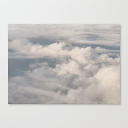Cloud Collection I Canvas Print