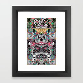 KiNG KoALA Framed Art Print