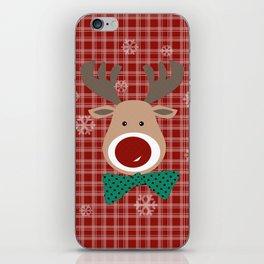 Deer. Patchwork iPhone Skin