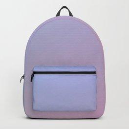LAVENDER - Minimal Plain Soft Mood Color Blend Prints Backpack
