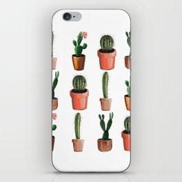 Various Cacti iPhone Skin