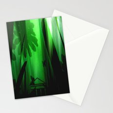 Deep in the rain forest. Stationery Cards
