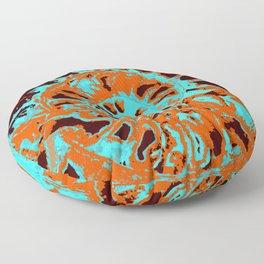"""Ammonite"" Floor Pillow"