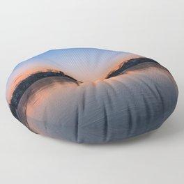 The Lakes, Copenhagen Floor Pillow