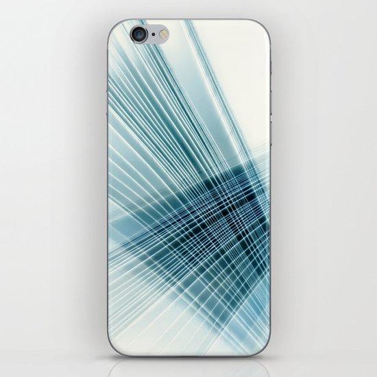 paper weave iPhone & iPod Skin