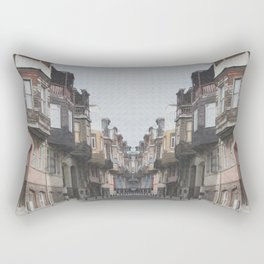 Old Houses Of Istanbul Rectangular Pillow