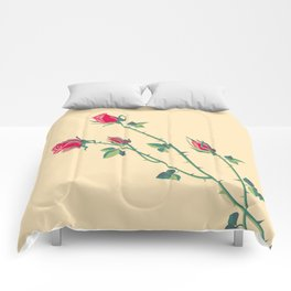 Rose branch Comforters