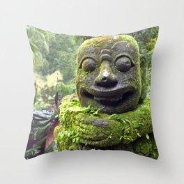 Singapore Botanical Garden 3 Throw Pillow