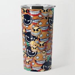 Emoji smile Travel Mug