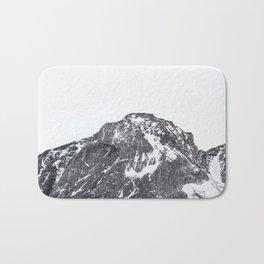 Snow Caps Bath Mat