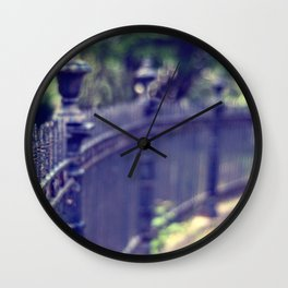 Beyond the Shadowed Lands Wall Clock