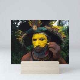 Papua New Guinea Adventure Mini Art Print