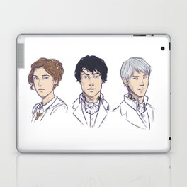 Herongraystairs Laptop & iPad Skin