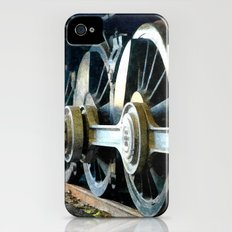 There's a Train a Comin' Slim Case iPhone (4, 4s)