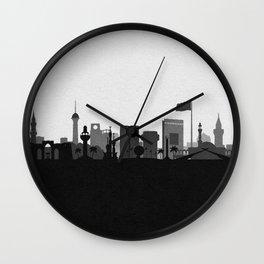 City Skylines: Jeddah Wall Clock