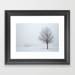 It's OK To Stand Alone Framed Art Print