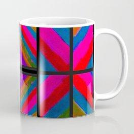 many colored angles Coffee Mug