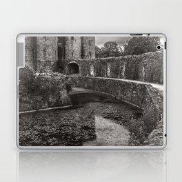 The Castle Moat Laptop & iPad Skin