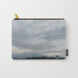 Clouds Over Governor's Island Carry-All Pouch