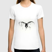 death note T-shirts featuring Death note by sgrunfo