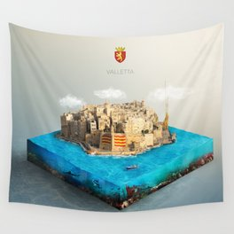 Valletta Wall Tapestry
