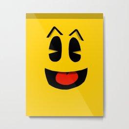 Pacman  Metal Print