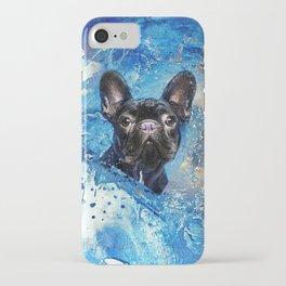 French Bulldog -Frenchie Dog iPhone Case