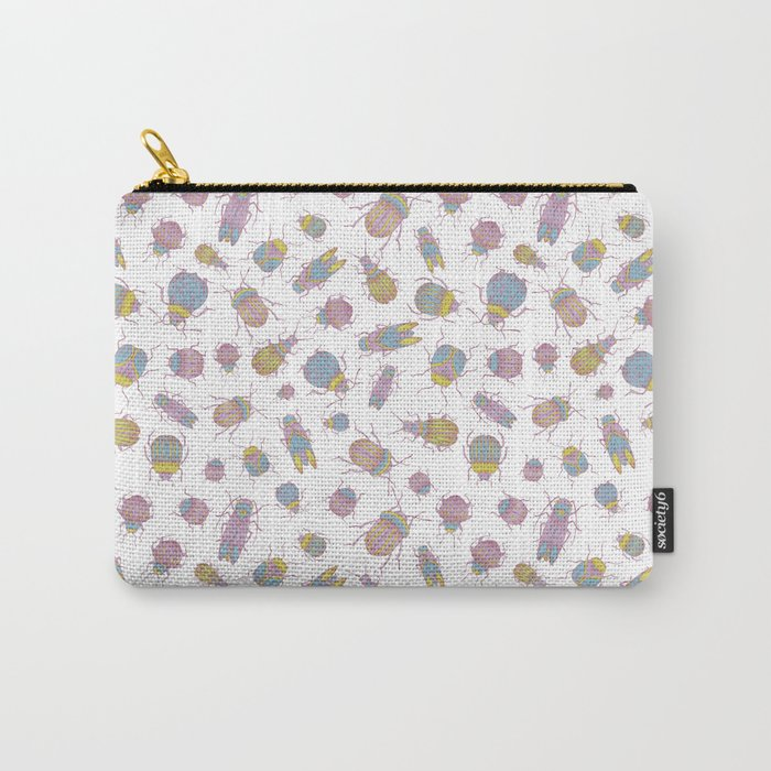 Candy Bugs Carry-All Pouch