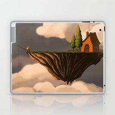 Fishing in the Clouds Laptop & iPad Skin