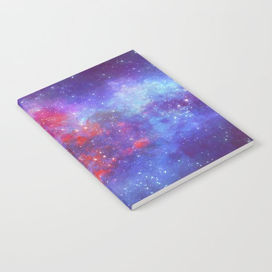 Heart on Universe Notebook