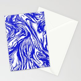 Marbled Royal Stationery Cards