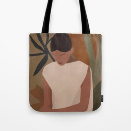 Tropical Girl 7 Tote Bag