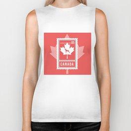 CANADA WEIM STAMP Biker Tank