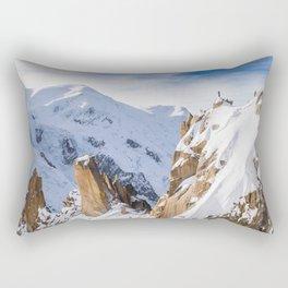 Chamonix, France Rectangular Pillow