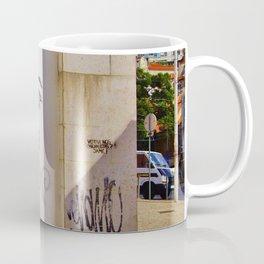 URBAN PHOTOGRAPH - MARTIM MONIZ (LISBON)  Coffee Mug