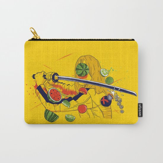 Kill Fruit Carry-All Pouch