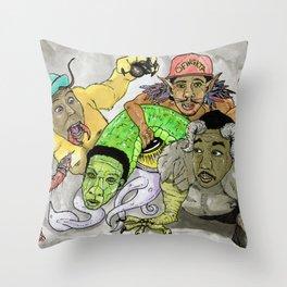 Rella Chimera Throw Pillow